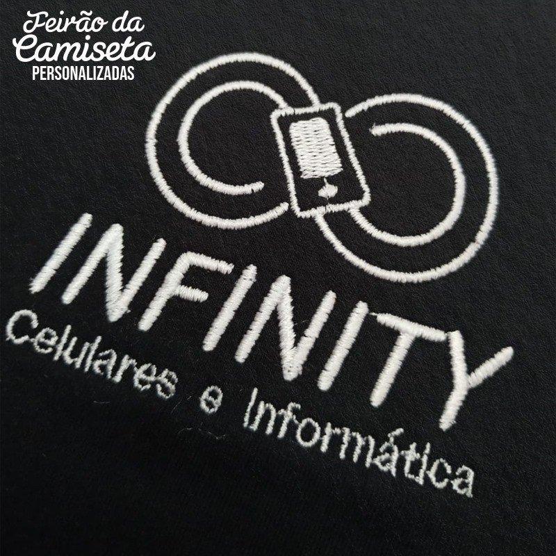 camisa personalisada infinity