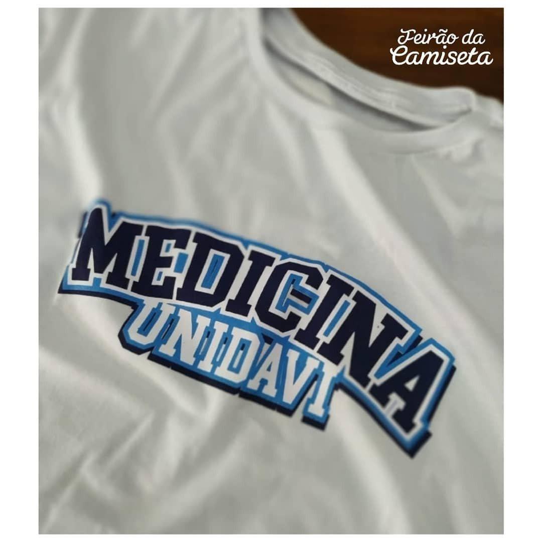 camisa personalisada medicina