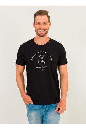 1 camiseta masculina gato frances urien preto jpg