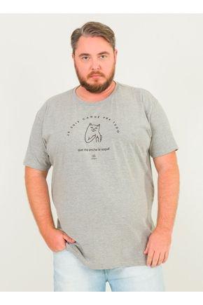 1 camiseta masculina plus size gato frances urien mescla jpg