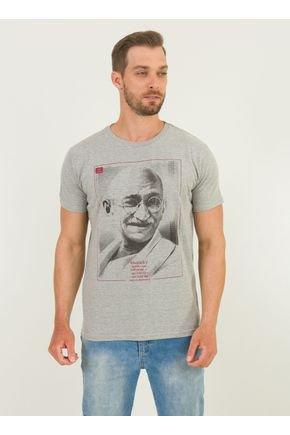 1 camiseta masculina gandhi urien mescla