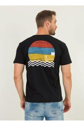 2 camiseta masculina good vibes urien preto