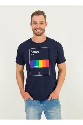 1 camiseta masculina dose de amor urien azul marinho jpg