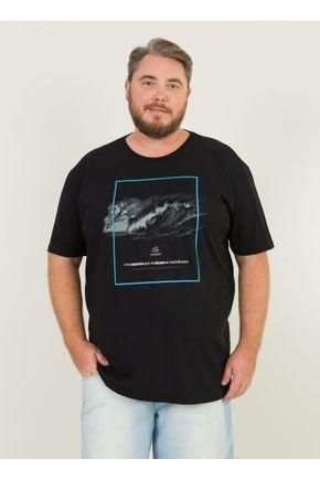 1 camiseta masculina plus size onda urien preto jpg