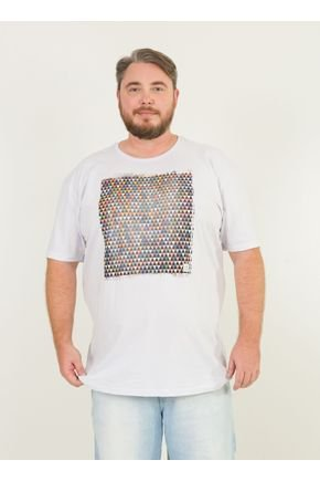 1 camiseta masculina plus size triangulos abstratos urien branca jpg