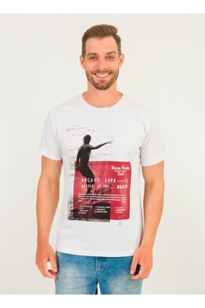 1 camiseta masculina rosa norte urien branca jpg