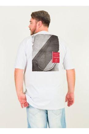 1 camiseta masculina plus size skate park urien branco jpg
