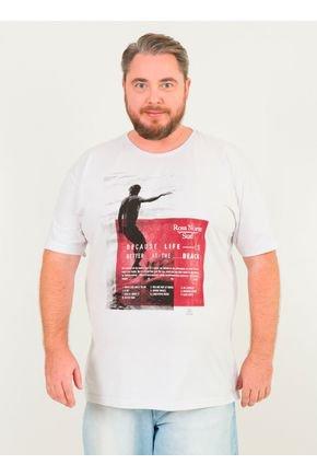 1 camiseta masculina plus size rosa norte urien branca jpg
